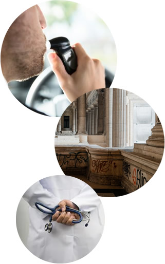 aree intervento avvocato penalista Bologna
